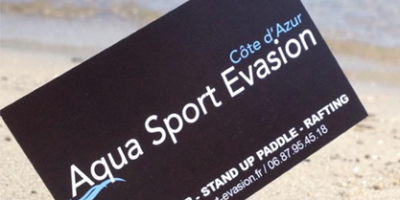 Aqua Sport Evasion - Kayak - Stand-up Paddle Kayak  layer of sun Evasion Cannes Gulf Juan1